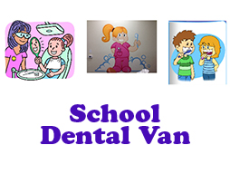 School Dental van coming
